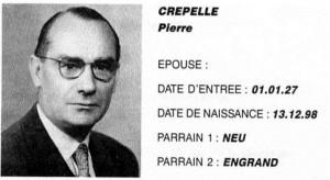 Pierre Crepelle